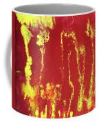 Rusted Sun Coffee Mug