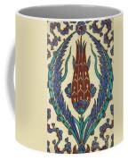Rusten Pasha Tulip Tile Coffee Mug