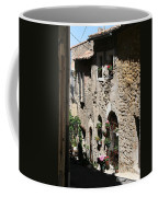 Rustic Provence Alley Coffee Mug