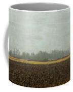 Rustic Barn On A Rainy Day Coffee Mug