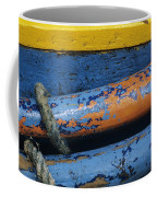 Rustic Boat Coffee Mug