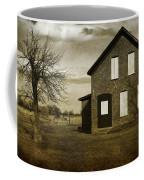 Rustic County Farm House Coffee Mug