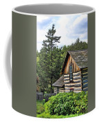 Rustic Farmhouse At Old World Wisconsin Coffee Mug