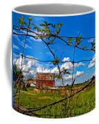 Rustic Frame Paint Coffee Mug