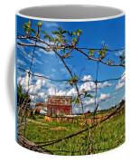 Rustic Frame  Coffee Mug