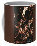 Rustic Horse Shoes Coffee Mug