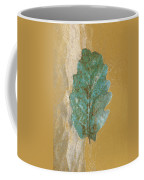 Rustic Leaf Coffee Mug