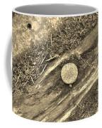 Rustic Nail Coffee Mug