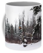 Rustic Property Marker Coffee Mug