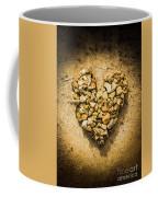 Rustic Rock Romance Coffee Mug