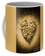 Rustic Rock Romance Coffee Mug