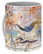 Rustic Seahorse Coffee Mug
