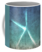 Rustic Starfish Coffee Mug