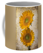 Rustic Sunflowers Coffee Mug