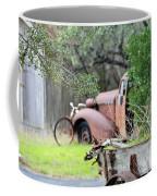 Rustic Truck Coffee Mug