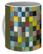 Rustic Wooden Abstract Coffee Mug