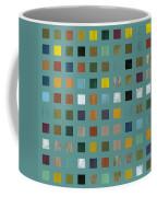 Rustic Wooden Abstract Vl Coffee Mug