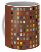 Rustic Wooden Abstract Vll Coffee Mug