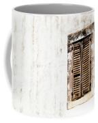 Finestra Rustica Coffee Mug