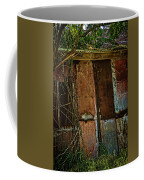 Rusting Away Coffee Mug