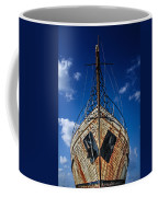 Rusting Boat Coffee Mug