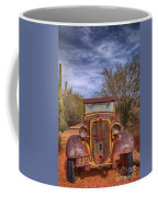 Rusting In Robson's Mining World Coffee Mug