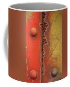 Rusting Coffee Mug