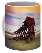 Rusting Shipwreck Coffee Mug