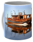 Rusty Barge Coffee Mug