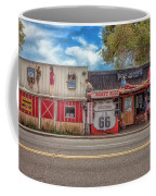 Rusty Bolt Coffee Mug
