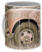 Rusty But Trusty Coffee Mug