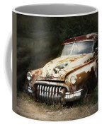 Rusty Ghost Coffee Mug