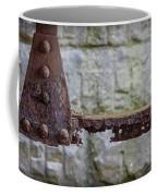 Rusty Girder Coffee Mug