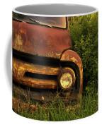 Rusty Gold  Coffee Mug