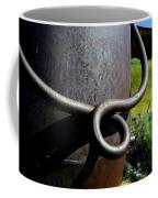 Rusty Handle Coffee Mug