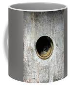 Rusty Hole Coffee Mug