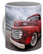 Rusty Jewel - 1948 Ford Coffee Mug