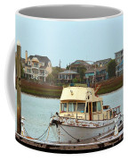 Rusty Old Boat Coffee Mug