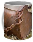 Rusty Old Ore Scoop Coffee Mug