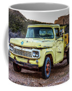 Rusty Old Work Truck Coffee Mug
