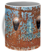 Rusty Rivets Coffee Mug