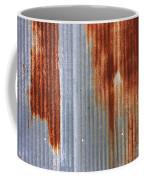 Rusty Siding Coffee Mug