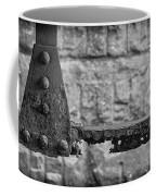 Rusty Steel Bridge Coffee Mug