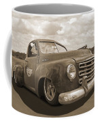 Rusty Studebaker In Sepia Coffee Mug