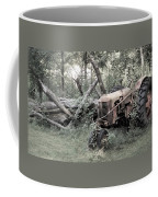 Rusty Tractor 2  Coffee Mug