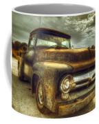 Rusty Truck Coffee Mug