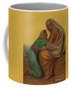Ruth And Naomi Coffee Mug