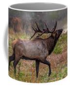 Rutting Bull Coffee Mug
