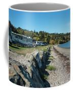 Rvs At The Beach Coffee Mug