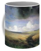 Rye 1 1881 Alexey Kondratievich Savrasov Coffee Mug